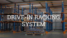 drive-in racking