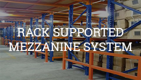 Rack Supported Mezzanine System Singapore