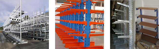 Cantilever racking Singapore