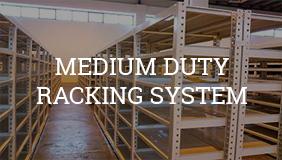 Medium Duty Racking System