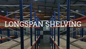 Longspan Shelving