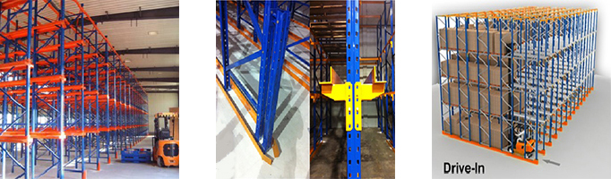 Drive-In Racking System Singapore