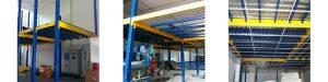 Superblock Racking Mezzanine System Singapore