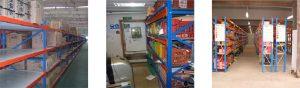 Longspan Shelving & Racking system