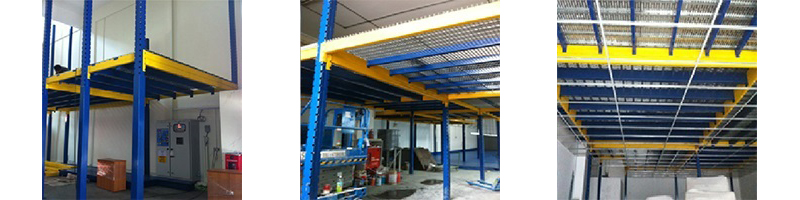Superblock Racking Mezzanine System Singapore