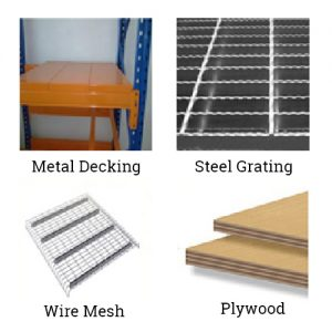 Types of decking