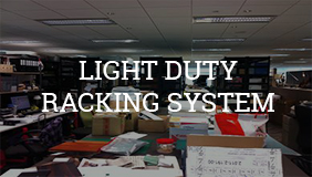 Light Duty Racking System