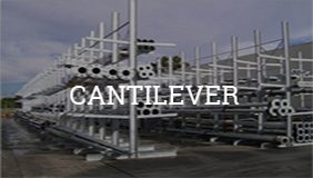 Cantilever Racked