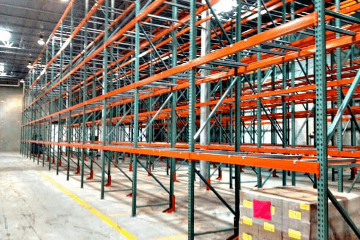 A Beginner's Guide on Choosing a Warehouse Racking System