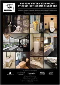 Equip Bathrooms Completed Projects Singapore