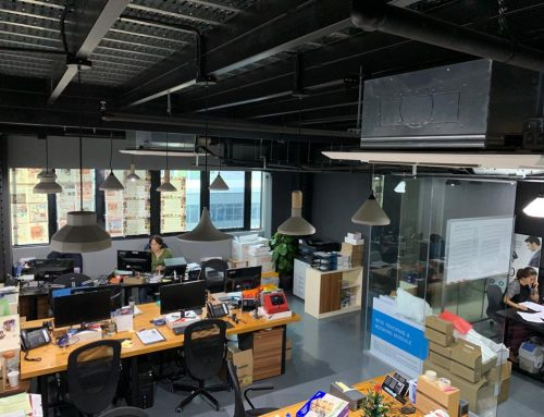 Office Renovation in Singapore