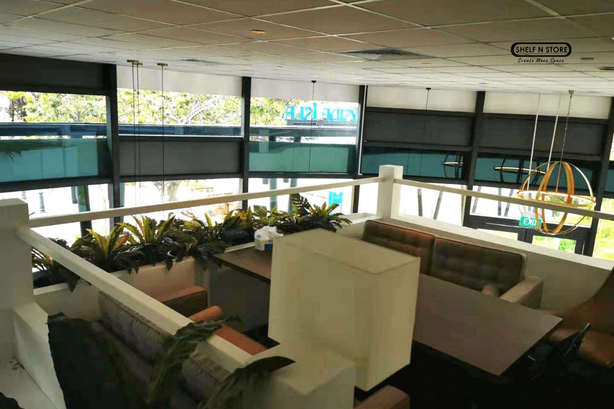 Benefits of Mezzanine Floors in Singapore Offices